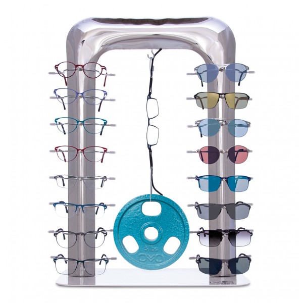 OVVO 16-Piece Display Non-lockable